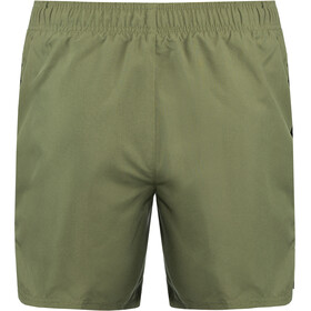 "Nike Swim Solid Lap 5"" Volley Pantaloncini Uomo, medium olive"